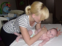 Rehabilitacja niemowląt z kręczem szyi