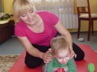 Fizjoterapia dzieci - zespół Dandy-Walkera